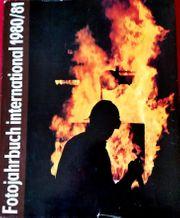 Seltene Ausgabe DDR-Fotojahrbuch international von