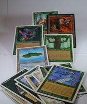 Magic the Gathering Karten Gold