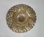Antike Viktorianische Platte