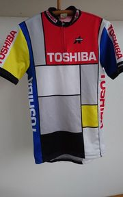 Assos Toshiba Vintage Trikot Gr