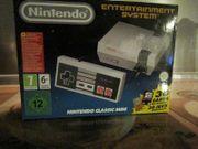Nintendo Mini Classic,
