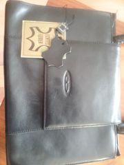 hochwertige Ledertasche Handtasche