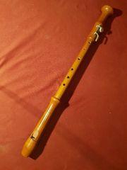 Flöte aus Holz 65 cm