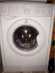 Indesit Waschmaschine mit