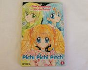 Manga Pichi Pichi Pitch