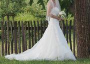 Edles Hochzeitskleid