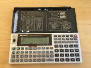 Sharp Pocket Computer PC-1403 mit