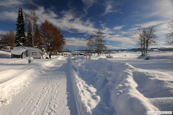 Campingplatz Stellplatz Wintersaison-PAUSCHALE für Wohnwagen
