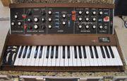 Vintage Synthesizer Mini-Moog Model D