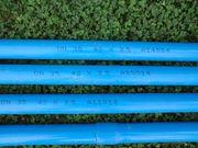 Brunnenrohre,PVC blau