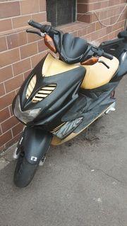 MBK Yamaha Aerox Nitro Bj