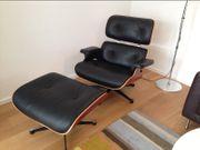 Eames Lounge Chair und Ottomane