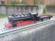 Dampflokomotive BR 86 Standmodell