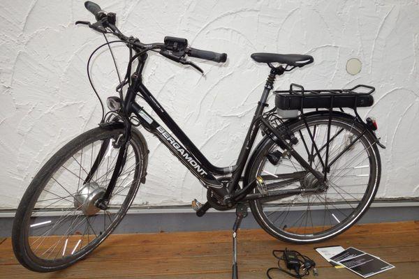 Bergamont Vagonda N- » Damen-Fahrräder