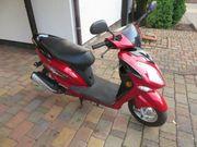 Moped, Motorroller Hyosung,