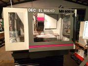 Maho MH 600 W CNC-Universal