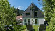 Ferienhaus Dieboldsberg - Sauna und Whirlpool