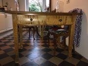 Küchentisch, Tisch, Holz