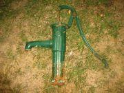 Handpumpe Schwengelpumpe Wasserpumpe nur der