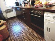 Einbauküche mit Geräte