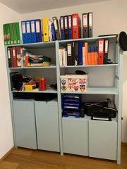 Regal Bücherregal Schrank