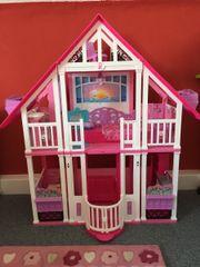 Barbie Traumhaus inkl
