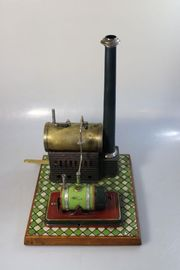 DAMPFMASCHINESTEAM ENGINE GEBR.