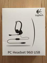 Unbenutztes Logitech PC Headset 960