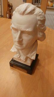 Friedrich Schiller Büste Goebel