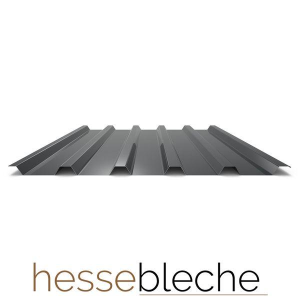 trapezblech stahlprofil 35 207 dach ral7016 anthrazit profilblech in gelsenkirchen eisen. Black Bedroom Furniture Sets. Home Design Ideas