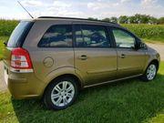 Opel Zafira B 1 8l