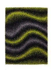 Neuer Hochflor Teppich