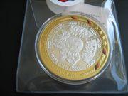 Fußball Medaille Deutschland