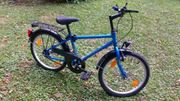 Buben Fahrrad blau 20 Zoll