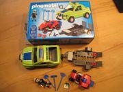 Playmobil City Action 6111 Service-Fahrzeug