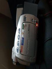 Canon digitaler Camcorder MV630i Tragetasche