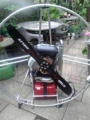 Bailey Black Devil Paramotor