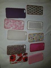 Verschiedene Hüllen für Iphone 6