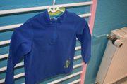 Pullover für Jungen blau größe