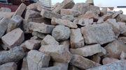Sandstein Mauersteine