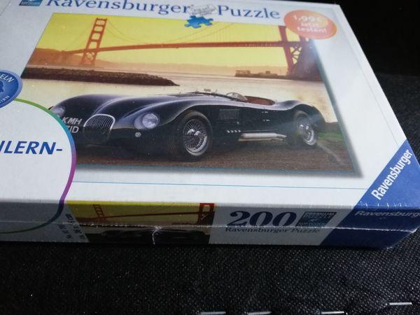 Puzzle 200 Teile Originalverpackt