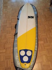 Wellenreiten Surfbrett Supersonic Surfboard 6