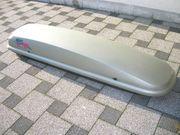 Skibox von Thule incl Dachgebnckträger