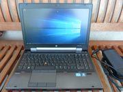 HP Elitebook 8560w,