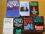 Verschiedene Bücher zu verkaufen aus