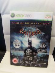 Batman Arkham Asylum - Game of