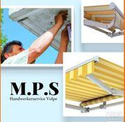 Markisen Sonnenschutz Montage Service Termintreu
