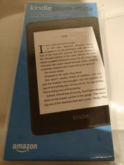Amazon Kindle Paperwhite wasserfest und