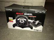 Multiwheel universaller Lenkrad