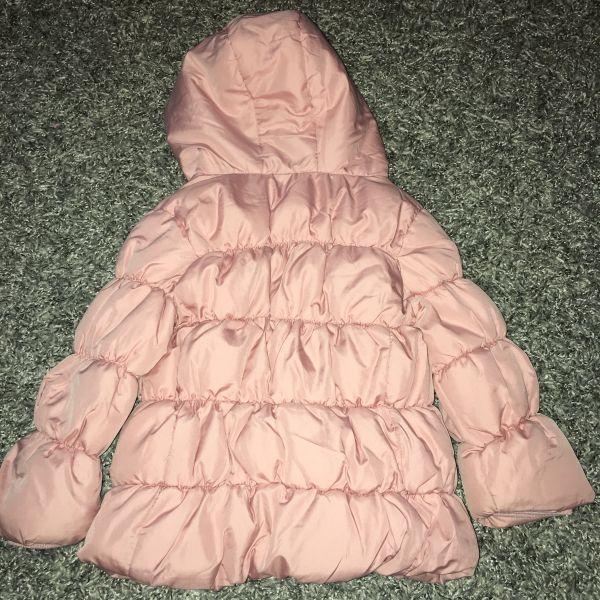 Zara Mädchen Winterjacke » Kinderbekleidung